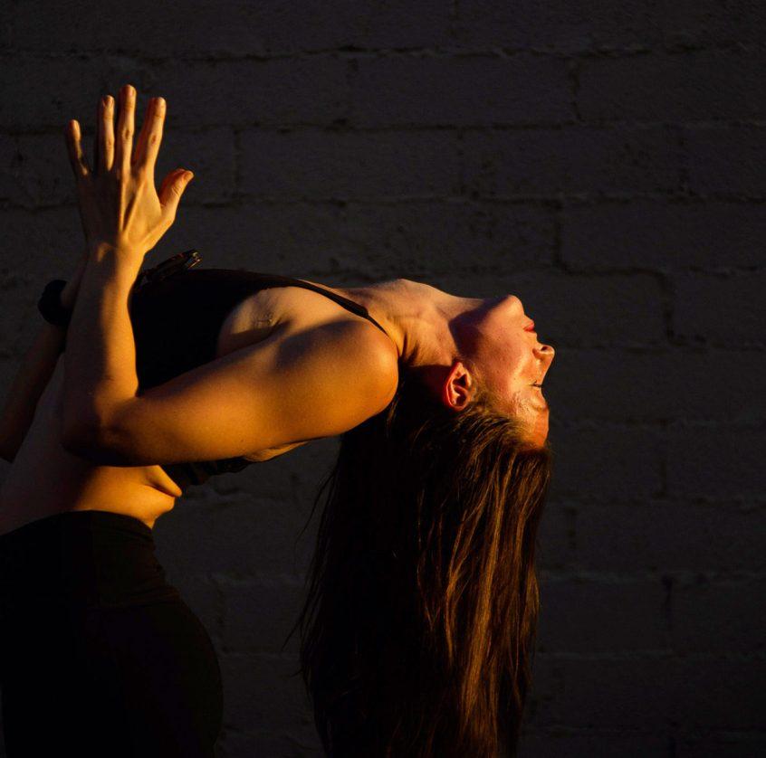 Backbend Yoga Scottsdale