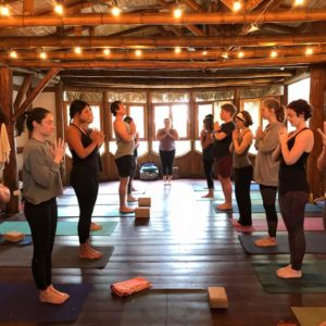 Ecuador Yoga Teacher Training