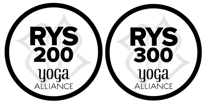 Yoga Alliance 200-hour and 300-hour Teacher Training